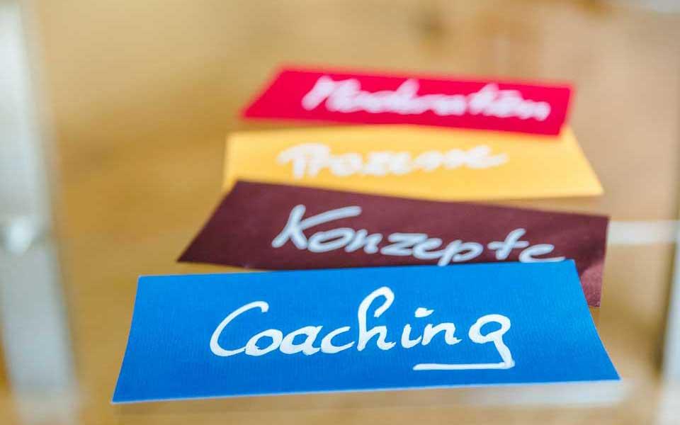 Coaching-Ratgeber und Sparingpartner